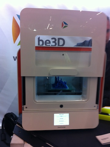 Description: DeeOrange 3D Printer be3D