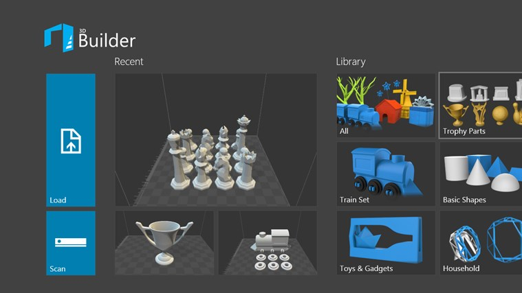 3d photo builder