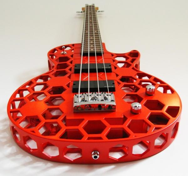 Description: http://www.3ders.org/images/odd-Hive_Bass_3d-printed-1.jpg