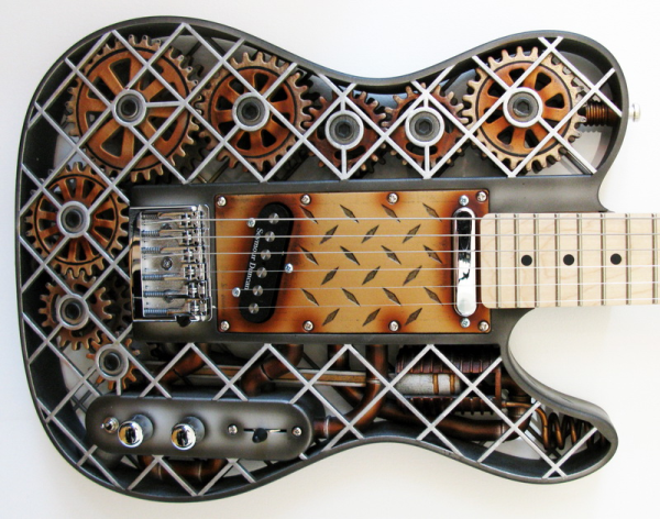 Description: http://www.3ders.org/images/steampunk-3d-printed-guitar-1.png